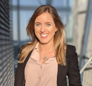 Jennifer Schmitz Personalreferentin bei tel-inform