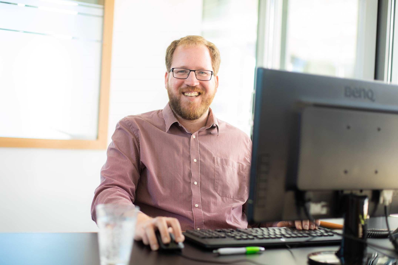 Mitarbeiter Controlling Alexander Hüttner