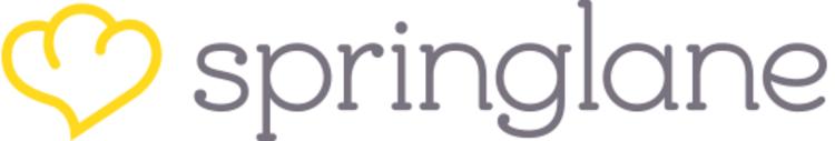 Logo vom Auftraggeber Springlane